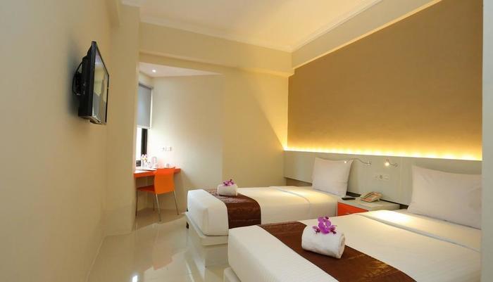 Hotel Pandanaran Yogyakarta - Standard Twin Room