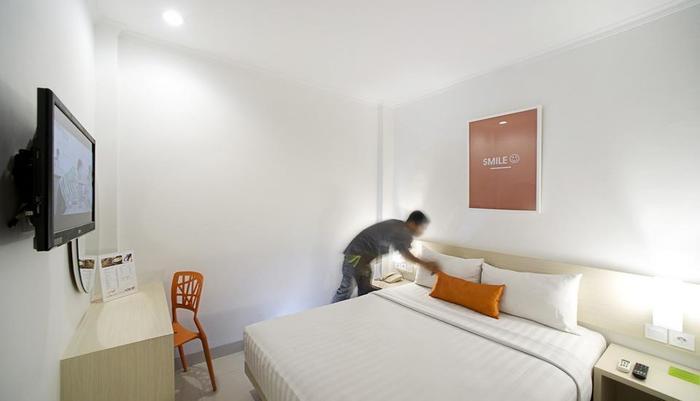 Zuri Express Hotel Pekanbaru - Standar 1 tempat tidur