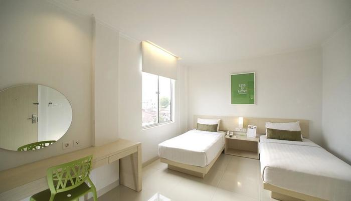 Zuri Express Hotel Pekanbaru - Kamar Superior 2 tempat tidur