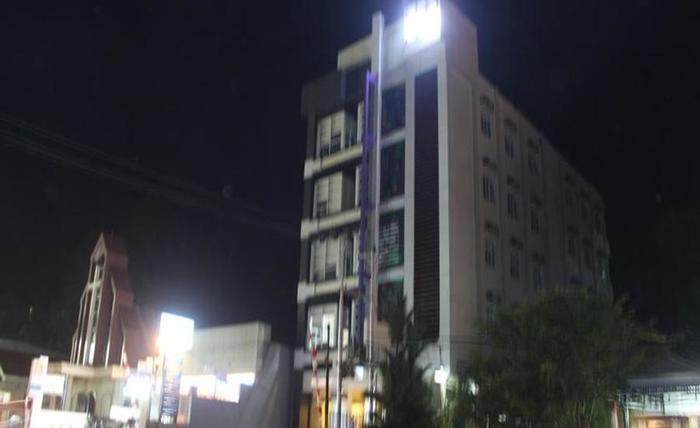 Miracle Hotel Manado - Eksterior