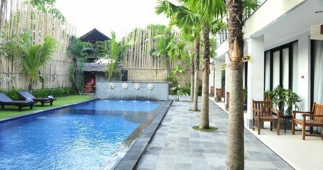 Puri Maharani Boutique Hotel Bali - Pool