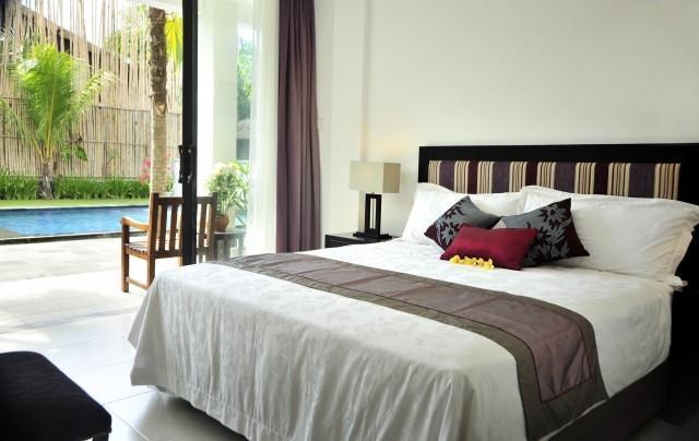 Puri Maharani Boutique Hotel Bali - Deluxe Pool View