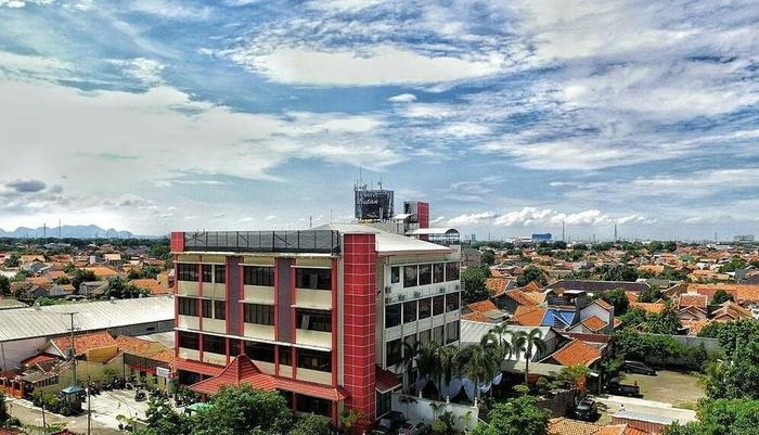 Hotel Intan Cirebon - Gedung hotel