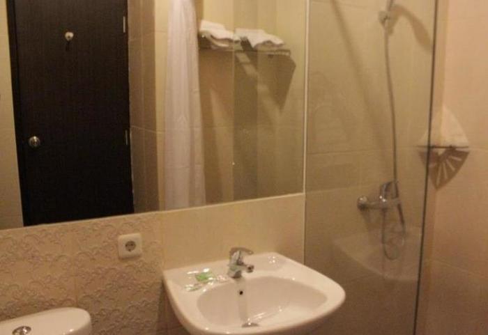 Hotel Alpha Makassar - Toilet