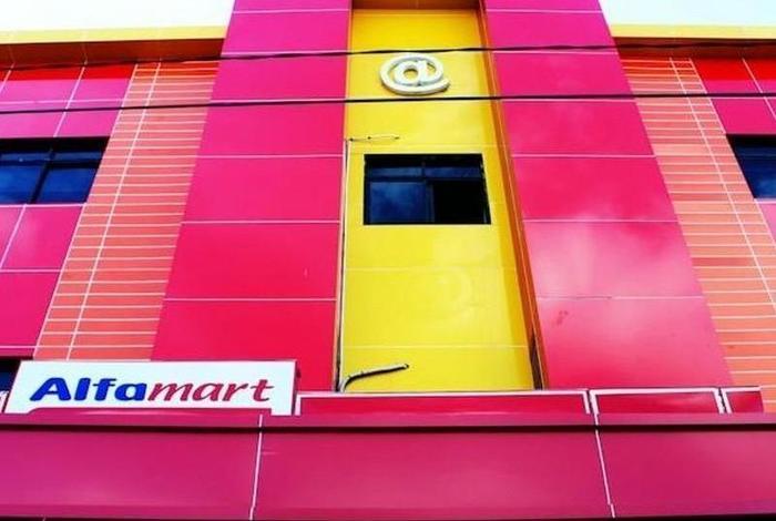 Hotel Alpha Makassar - Pemandangan