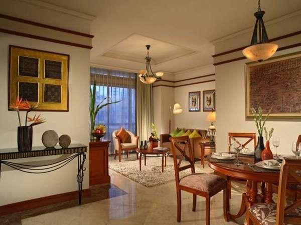 Somerset Grand Citra Jakarta - Ruang tamu