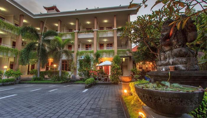 Pondok Anyar Inn Bali - View