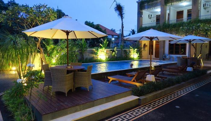 Pondok Anyar Inn Bali - Taman