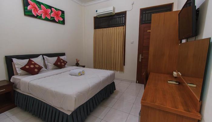 Pondok Anyar Inn Bali - Kamar tidur