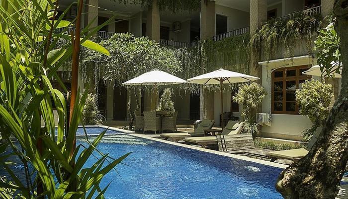 Pondok Anyar Inn Bali - kolam renang