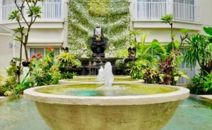 Hotel Zia Bali Kuta Bali - Eksterior