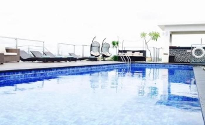 Hotel Zia Bali Kuta Bali - Kolam Renang