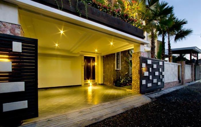 Villa Amarta I Pool Villa Bali - Eksterior