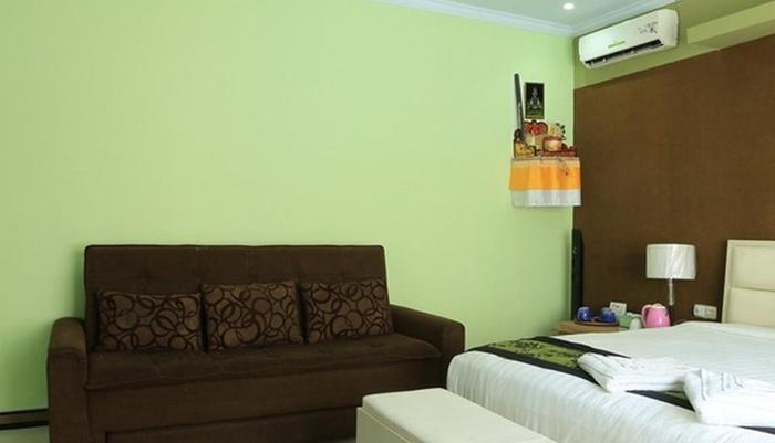 RedDoorz at Kartika Plaza 2 - Guest Room