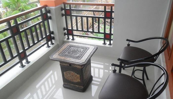 Simply Homy Guest House Ambarukmo 2 Yogyakarta - Teras