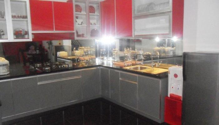 Simply Homy Guest House Ambarukmo 2 Yogyakarta - Dapur