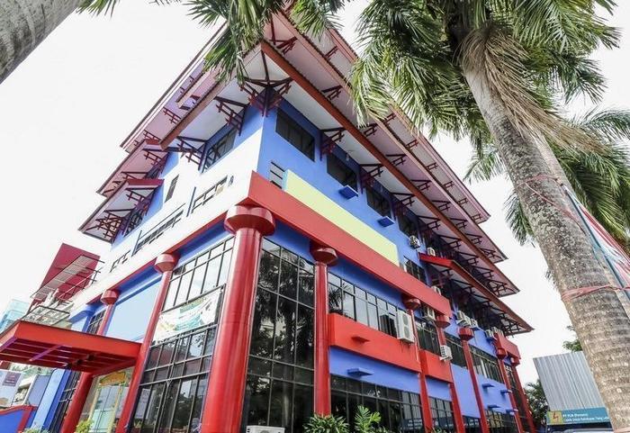 NIDA Rooms Ratulangi 17 Trans Studio Makassar - Penampilan