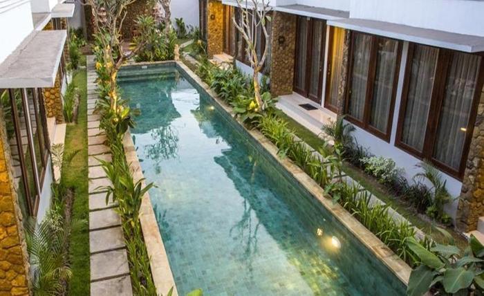 The Light Bali Villas Bali - Kolam Renang