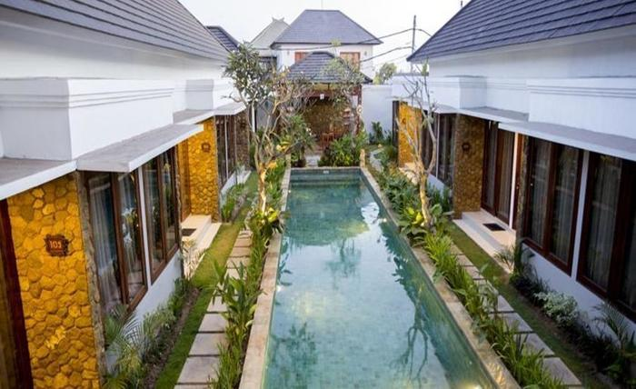 The Light Bali Villas Bali - Kolam Renang