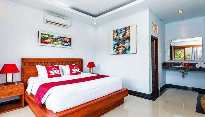 ZEN Premium Ubud Hanoman II Bali - Kamar Tidur Double