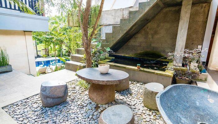 ZEN Premium Ubud Hanoman II Bali - Teras
