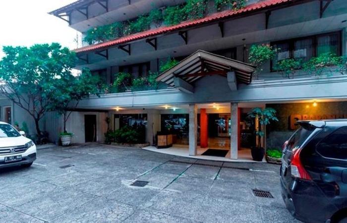 Hotel Prapancha Jakarta - Exterior