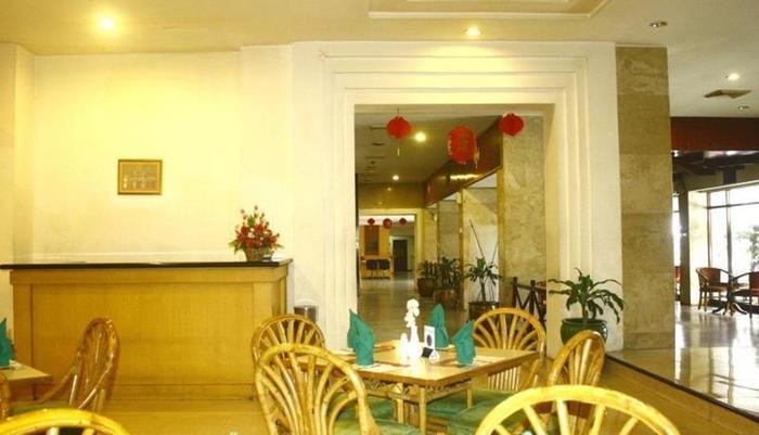 Hotel Sandjaja Palembang - Restoran
