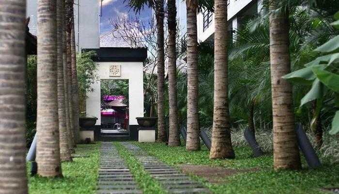 Grand Lifestyle Hotel Denpasar - Taman
