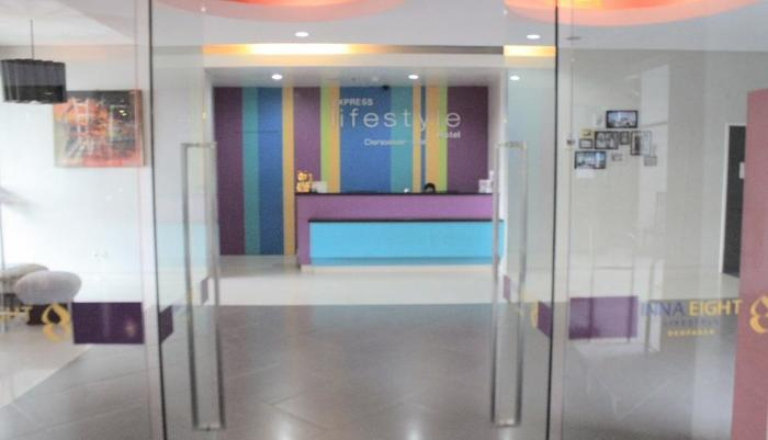 Merak Lifestyle Hotel Denpasar - Area Lobby