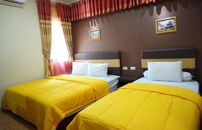 Grand S'kuntum Hotel Syariah Bandar Lampung - Kamar Deluxe Twin