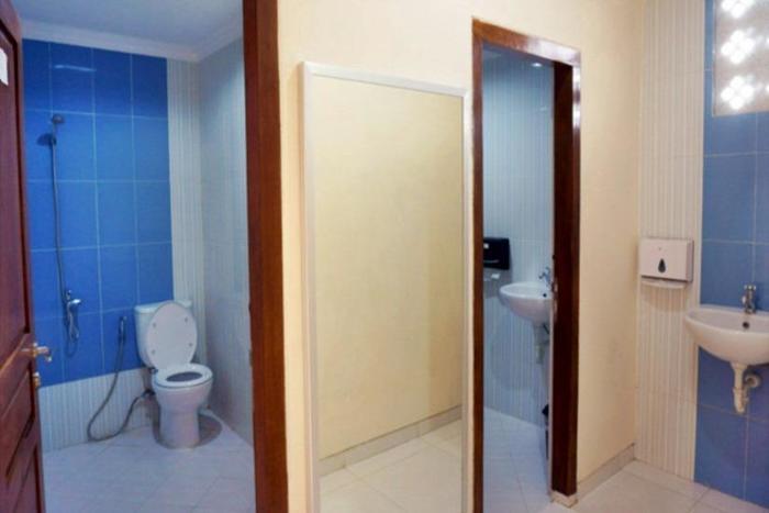 Dermaga Keluarga Hotel Yogyakarta - Kamar mandi
