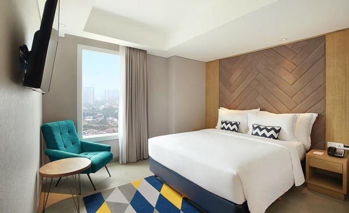 Swiss Belinn Simatupang Jakarta - Studio Apartment