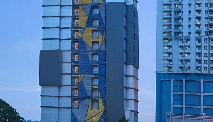 Swiss Belinn Simatupang Jakarta - facade