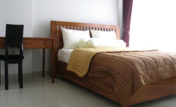 Lembang Guest House Bandung - Kamar tidur