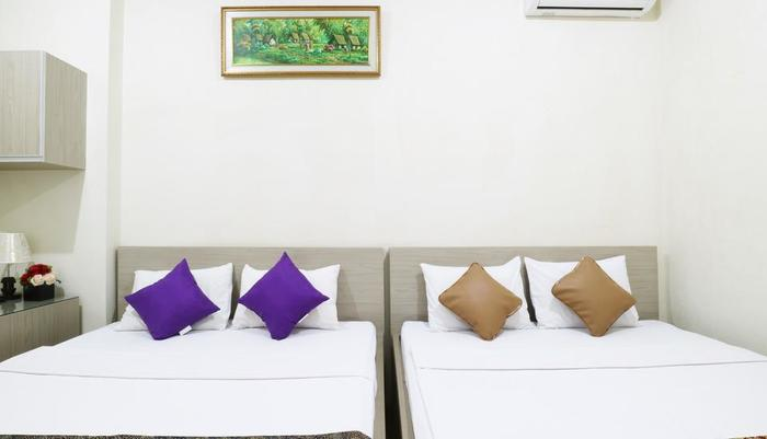 Blossom Residence Melawai - Family Room / Quadruple