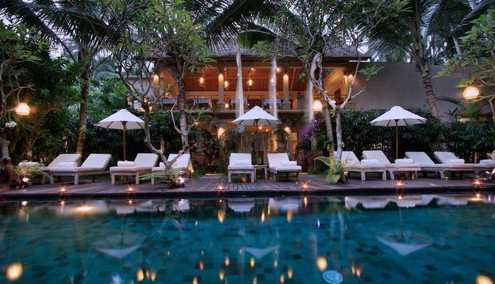 Puri Sunia Resort Bali - Main Pool