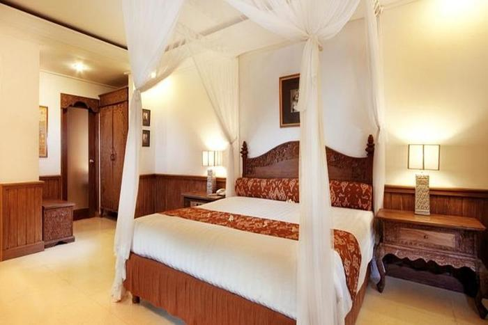Keraton Jimbaran Resort Bali - Kamar tamu