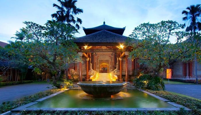 Keraton Jimbaran Resort Bali - Exterior