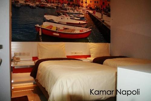 Tirta Mansion Tangerang - Napoli (17/Apr/2014)