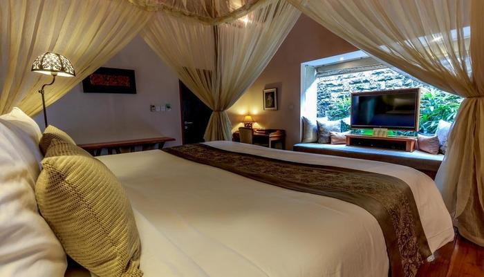 DISINI Luxury Spa Villa Bali - Kamar Tamu