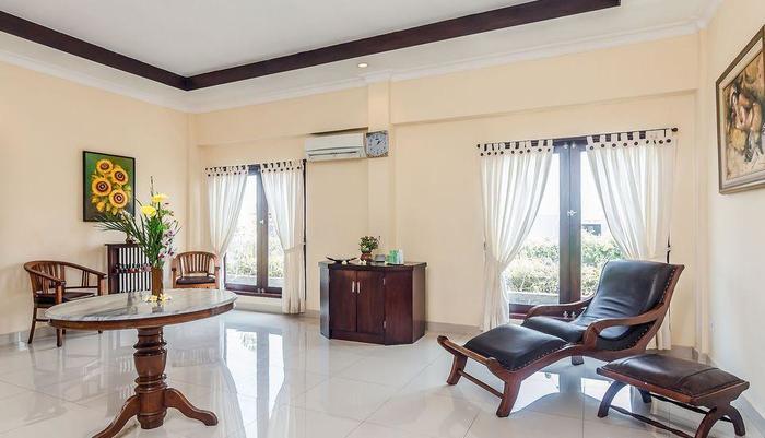 ZenRooms Legian Melasti - Interior Hotel