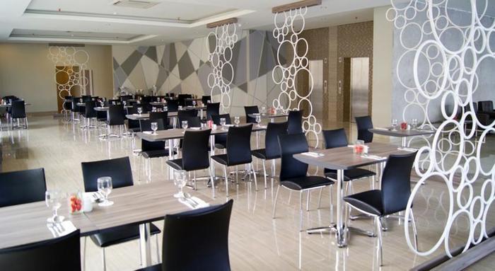 Hotel Dafam Fortuna  malioboro - Restoran
