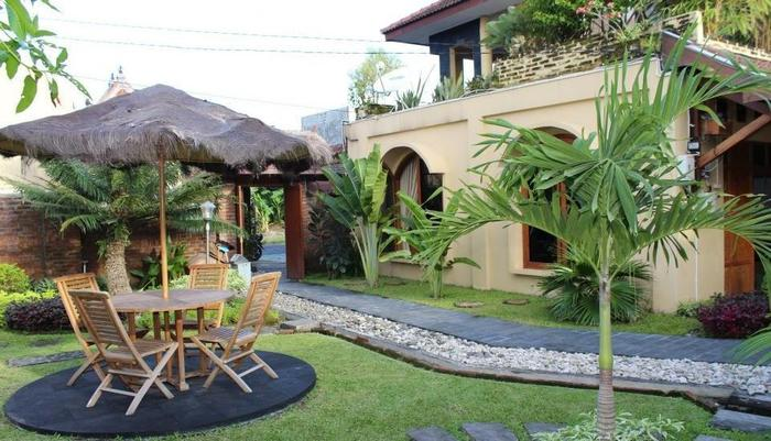 nDalem Bantul Resort Yogyakarta - Gazebo
