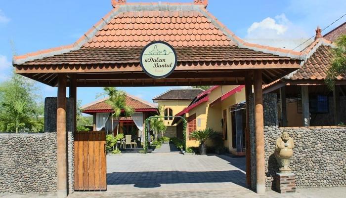 nDalem Bantul Resort Yogyakarta - Tampilan Luar
