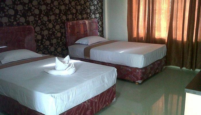 Eljie Hotel Gorontalo - ini adalah kamar suite
