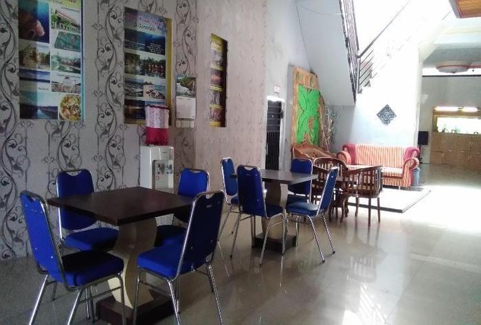 Eljie Hotel Gorontalo - Restaurant