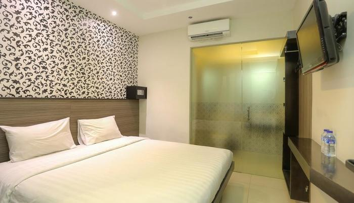 Everyday Smart Hotel Bali - Double bed