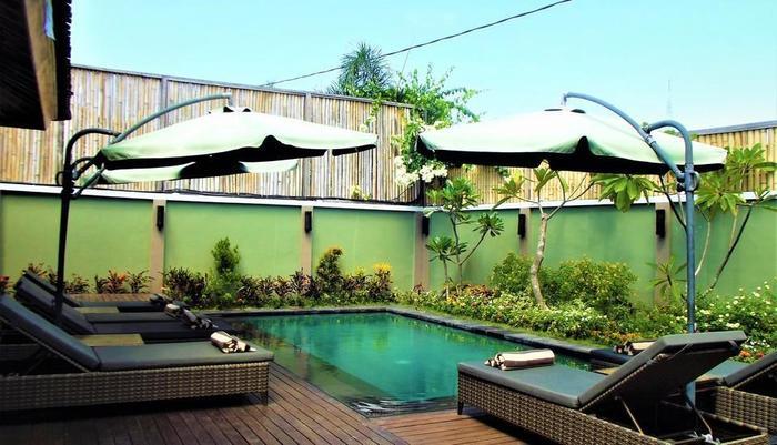 Lakshmi Villas Lombok - Three Bedrooms Villa