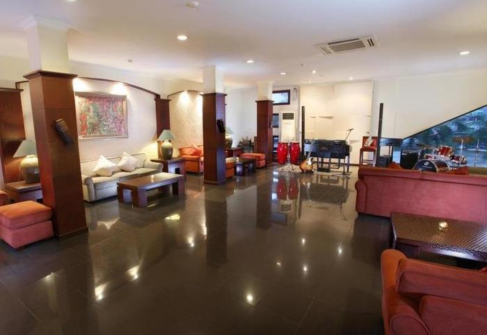 Swiss-Belhotel  Banjarmasin - Lounge