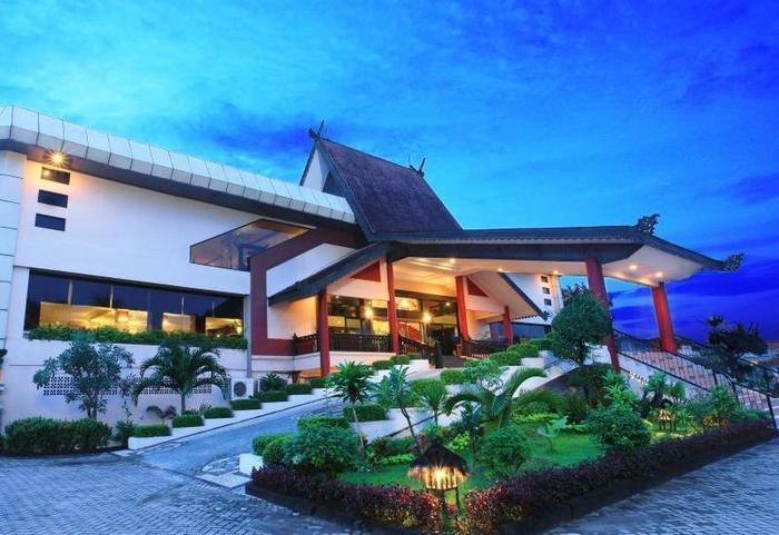 Swiss-Belhotel  Banjarmasin - bangunan